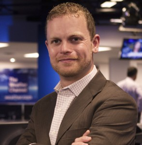 Alex Linde, The Weather Company's SVP for Monetization